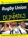 Rugby Union for Dummies, UK Edition (eBook)